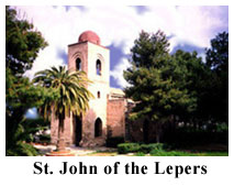 St John of the Lepers